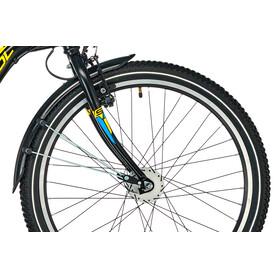 s'cool XXlite 24 3-S steel Black/Yellow Matt